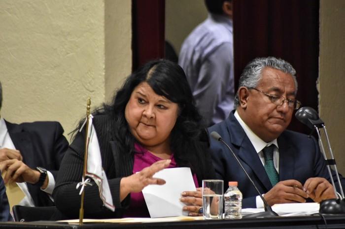 Clementina Guerrero dice desconocer acuerdo sobre monto de su pensión