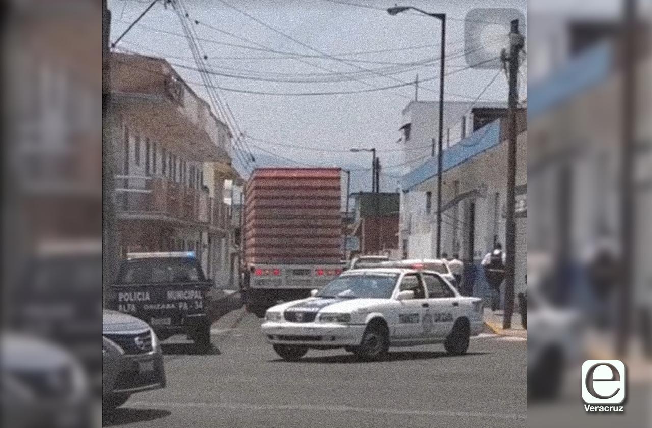 VIDEO | Así fue la persecución del camión de pollos robado, en Córdoba