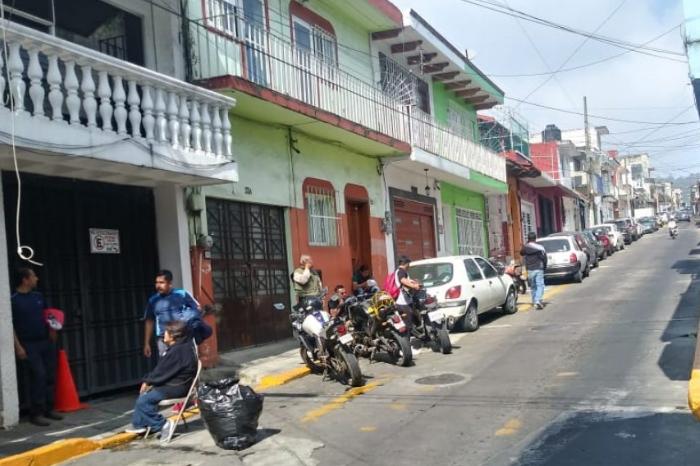Trabajadores de CMAS Xalapa desconocen al líder sindical