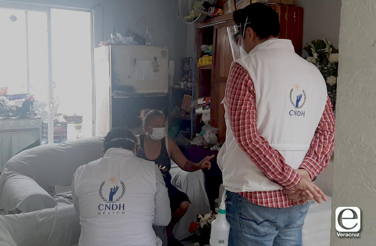 Denuncian ante CNDH confusión de cuerpo en IMSS de Coatza