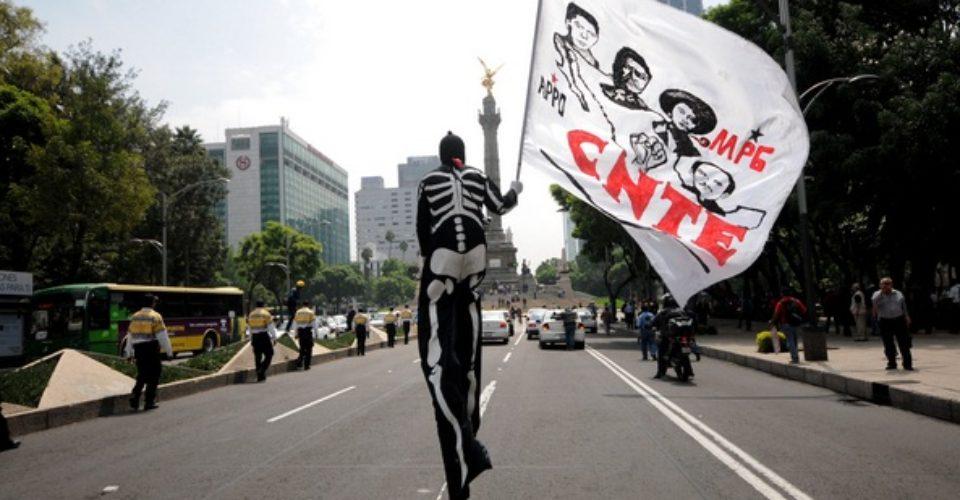 Una cuarta parte de los ciudadanos cree que CNTE cerrará escuelas