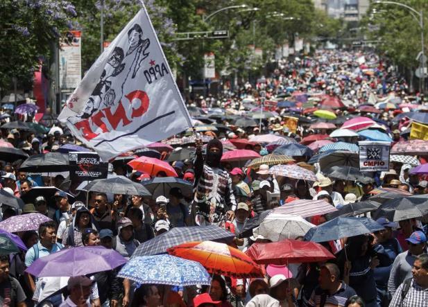 CNTE rechaza Reforma Educativa