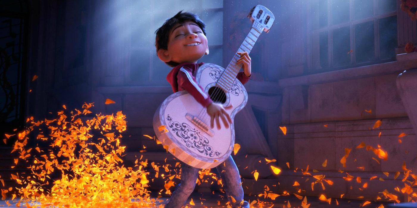 'Coco' en la terna al Oscar como mejor cinta animada