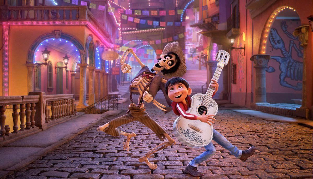 Coco se convirtió en la película más vista en la historia de México