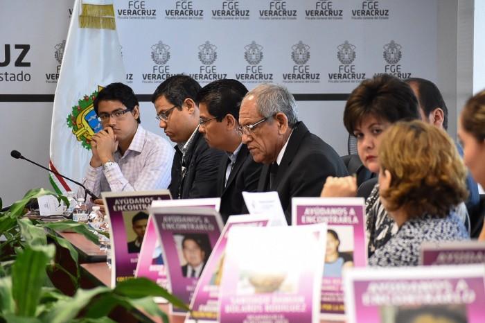 Colectivo solicita la destitución del fiscal de desaparecidos