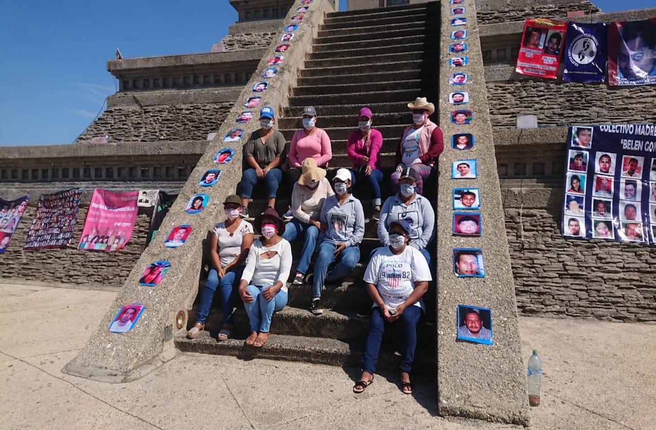 Colectivo busca a 26 desaparecidos en sur de Veracruz