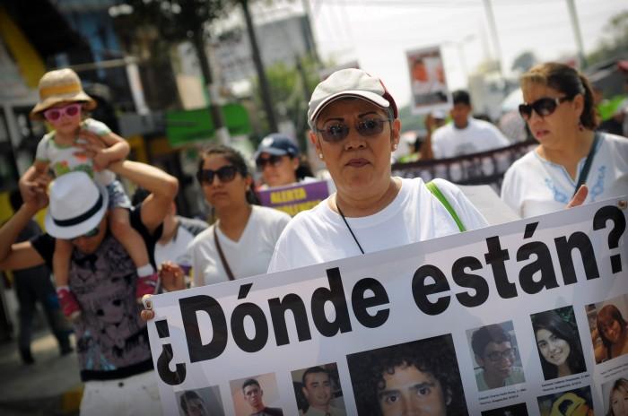 Colectivos de búsqueda de desaparecidos recibirán Medalla