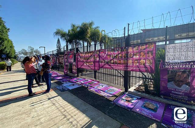 En Veracruz, Colectivos protestan por desaparición de fideicomisos
