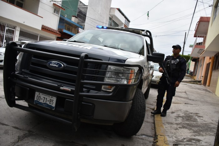 Xalapa solicita refuerzo de seguridad en colonias
