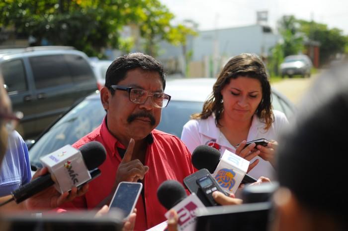 Habitantes de Coatzacoalcos piden reubicar el albergue para migrantes
