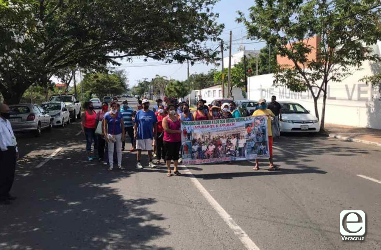 Tras 2 meses desempleados, colonos del Puerto piden apoyos