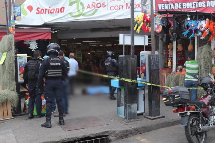 Veracruz: otro asalto a cuentahabiente y asesinan a comerciante