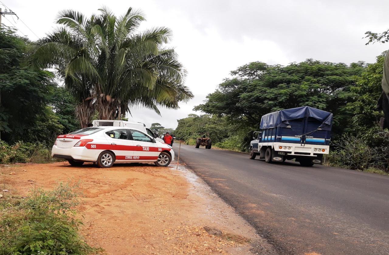 Comerciante poblano muere en asalto de Acayucan