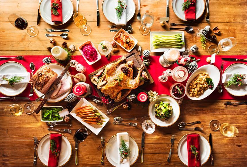 Por comidas de Navidad y fin de año podrías subir hasta 5 kilos