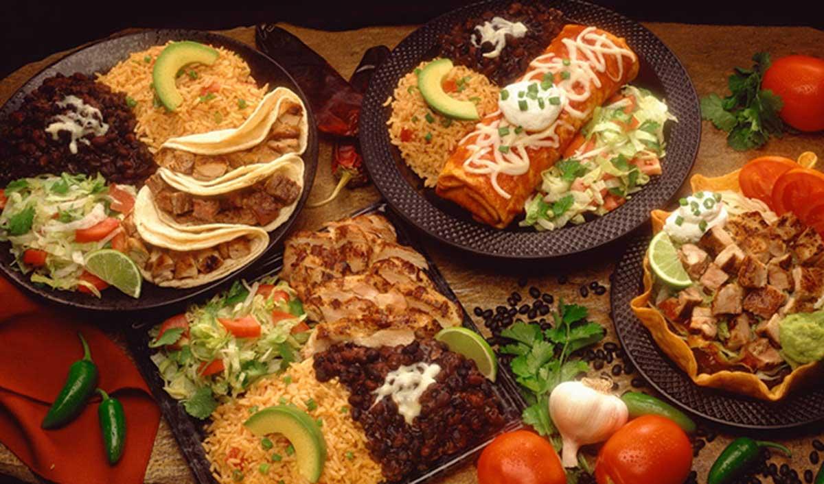 De norte a sur el color y sabor de la comida mexicana