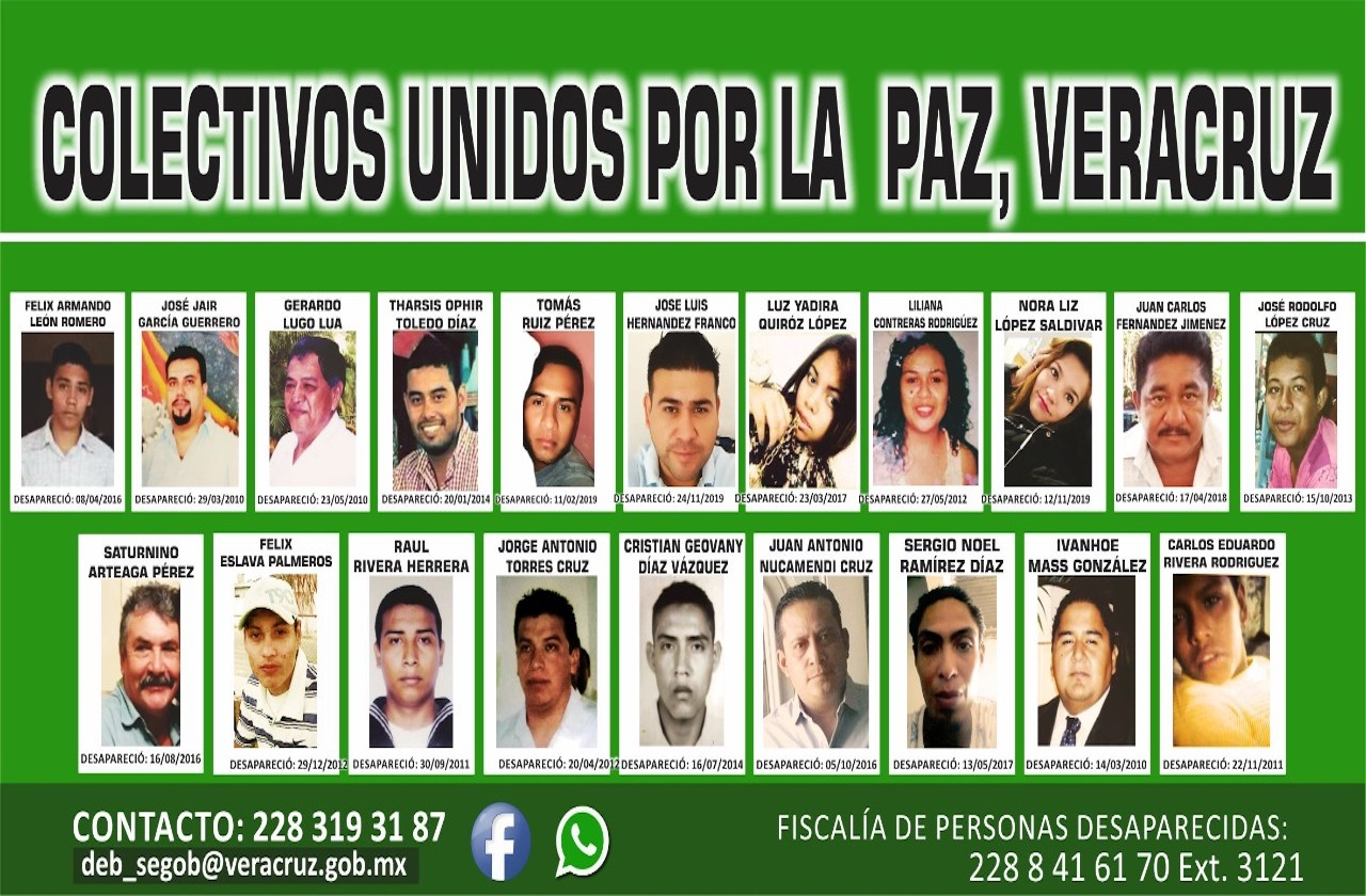 Comisión de Víctimas ignora a familiares de desaparecidos con covid