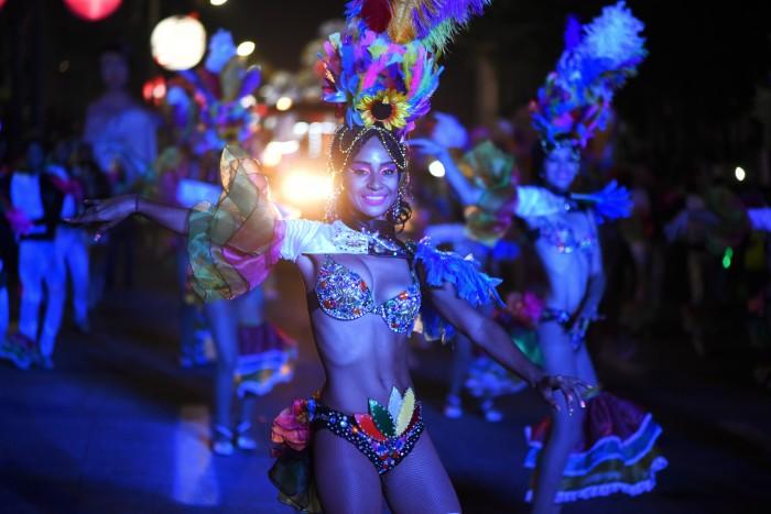 Denuncian robo en premiación de comparsas del Carnaval de Veracruz