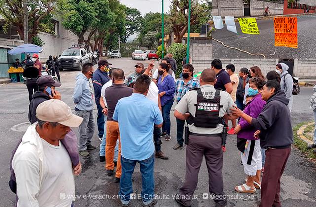 Habitantes de Rafael Delgado piden a autoridades que se vaya la SSP