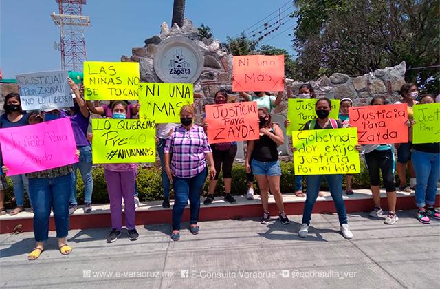 Con protestas, familia de Rinconada logra captura de presunto abusador