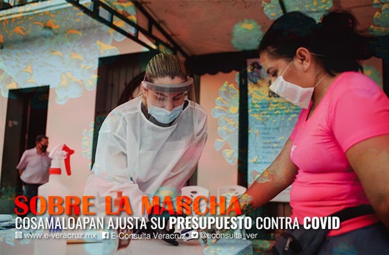 Con fondo federal, Cosamaloapan pagó medicinas a pacientes covid