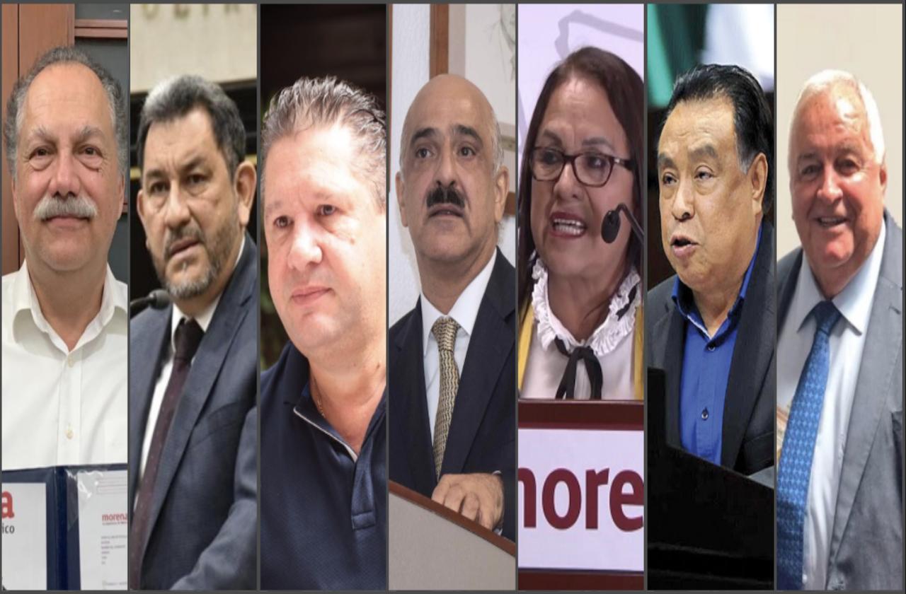 Con sorpresas e inconformidades, Morena define candidatos a alcaldías