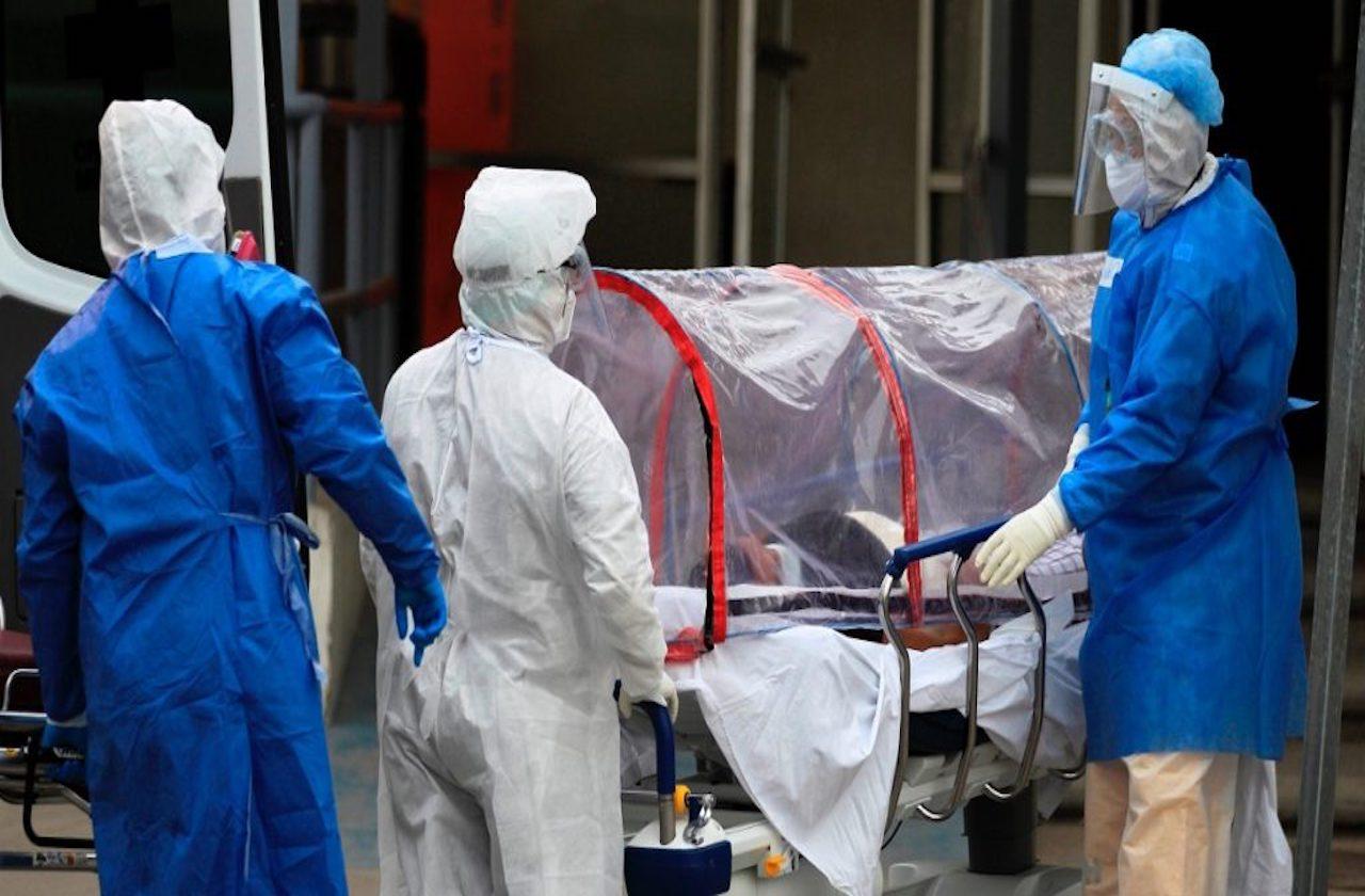 Confirman 37 muertos y 158 nuevos casos covid en Veracruz
