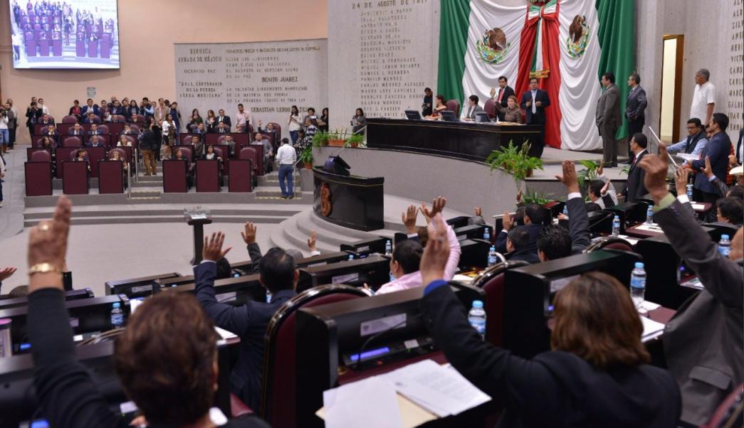 """""""Comprables"""" los diputados que acusan coacción en designación de fiscal: Yunes"""