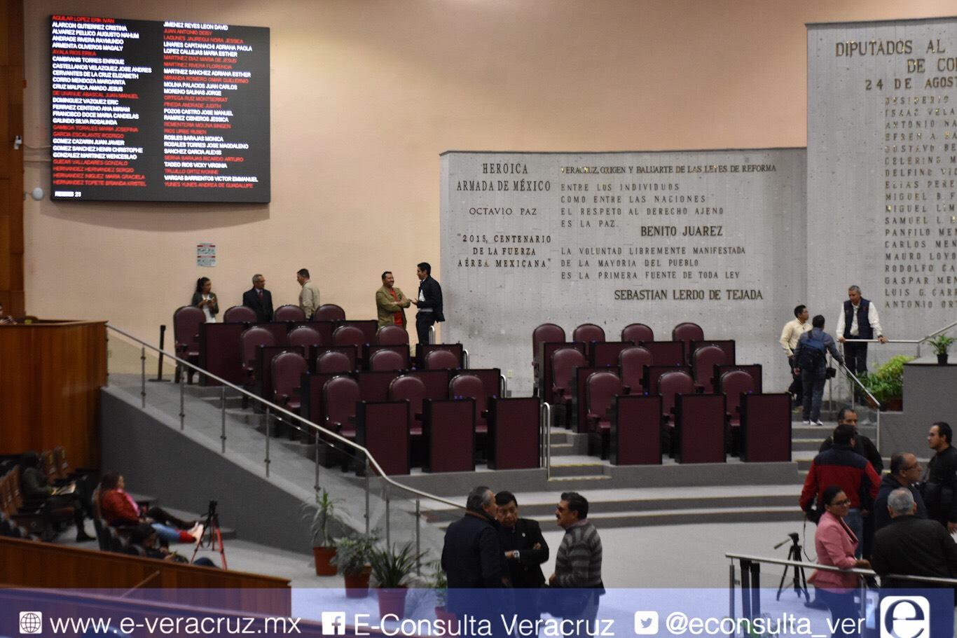 El ABC de las comparecencias en Veracruz