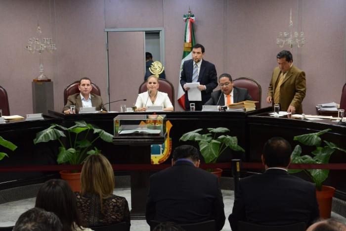 Decretan receso en la integración del dictamen de la Cuenta Pública 2015