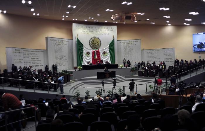 Congreso de Veracruz valida la ley de ingresos para 2017