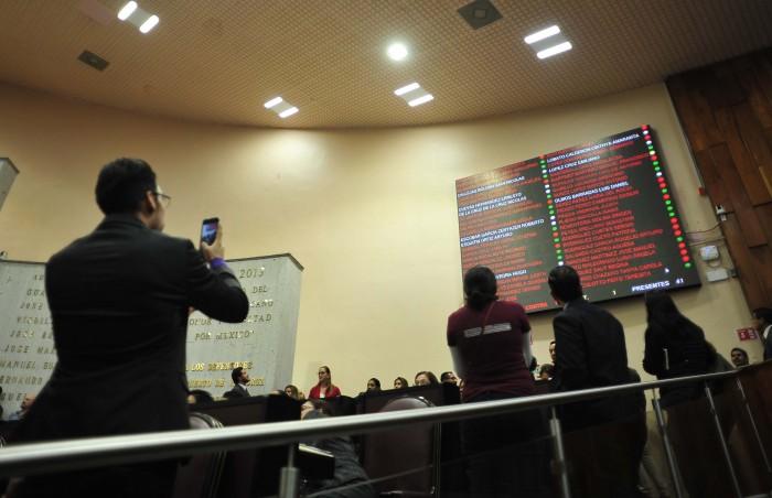 PRI y Morena le dan revés a Yunes en el Congreso de Veracruz