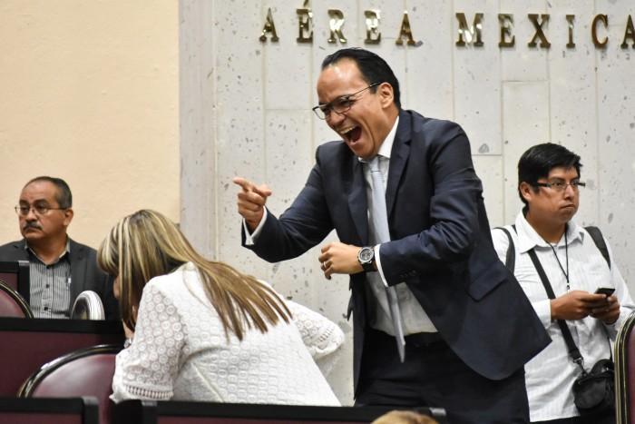 Congreso de Veracruz solicitará 732 mdp de presupuesto