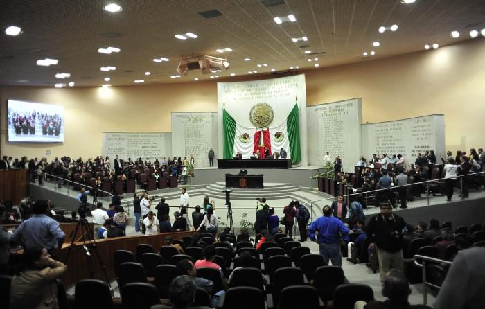 Necesaria la reducción al presupuesto 2017: Diputados