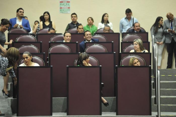 Diputados panistas exigen juzgar a que Duarte por delitos de lesa humanidad