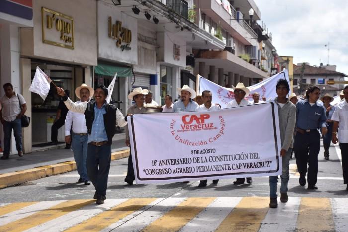 Gómez Pelegrín confiesa al Congreso Agrario desvío de 400 mdp