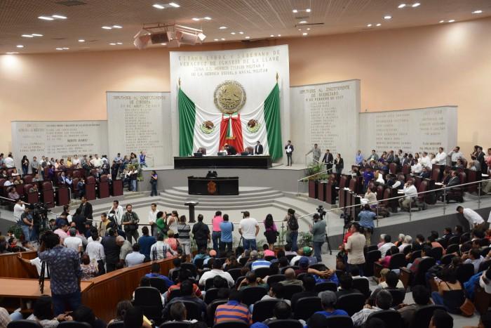 Congreso de Veracruz ejercerá en 2017 presupuesto de 2016