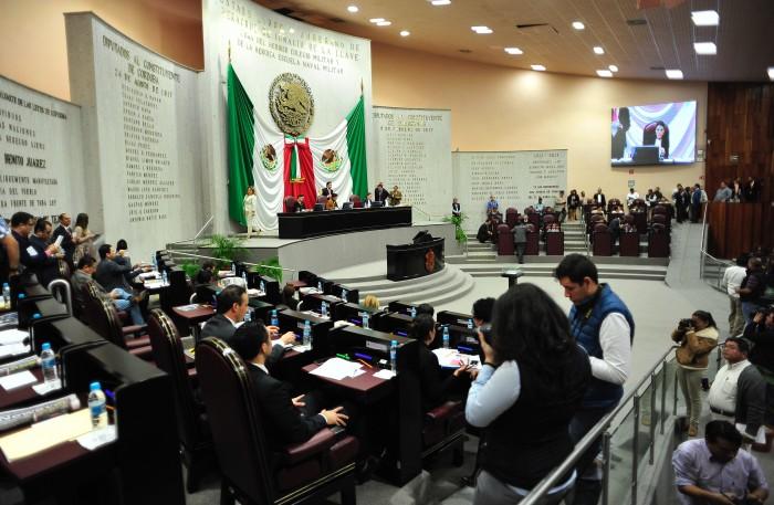 Congreso de Veracruz analiza presupuesto de dependencias de gobierno