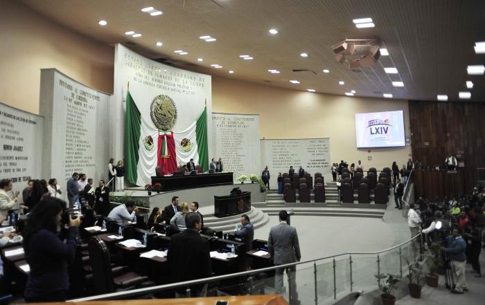 Congreso se autoriza ampliación presupuestal de 75 mdp