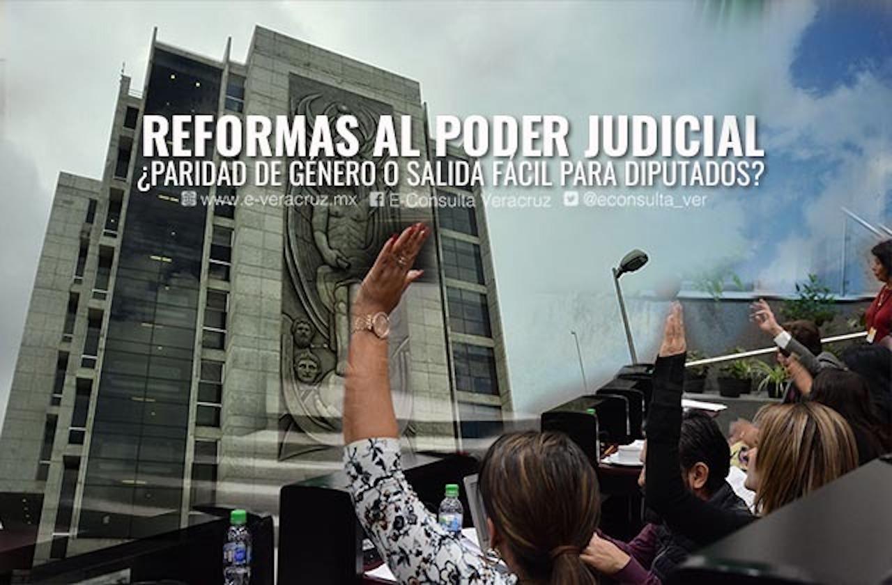 Congreso abre la puerta para aumentar magistrados del TSJE