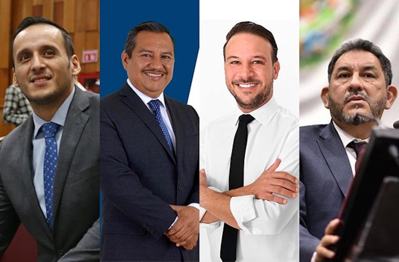 Congreso da licencia a 3 diputados en arranque de precampañas