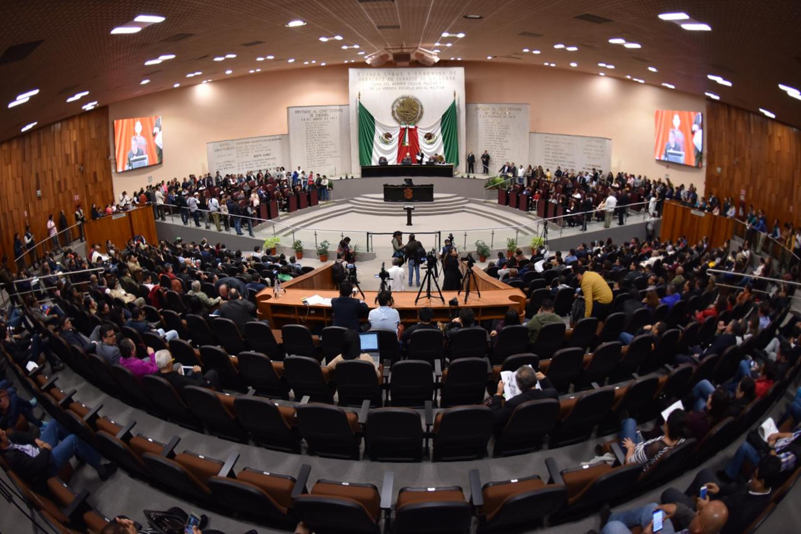Arranca auditoría por entrega-recepción en el Congreso de Veracruz