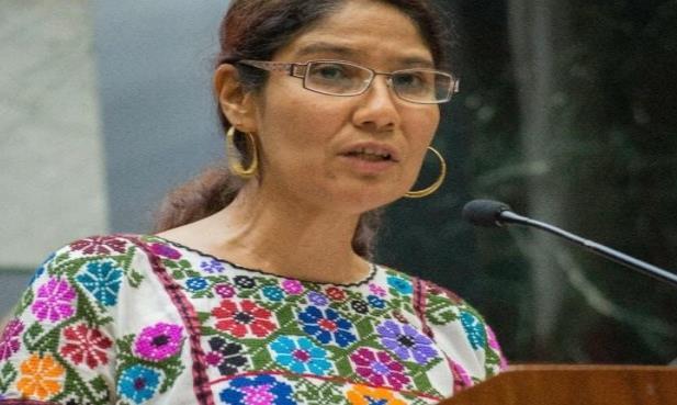 Diputada de Morena pidió licencia por amenazas
