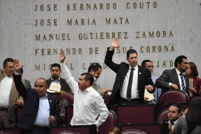 Aprueban presupuesto de egresos 2018 entre críticas de la oposición