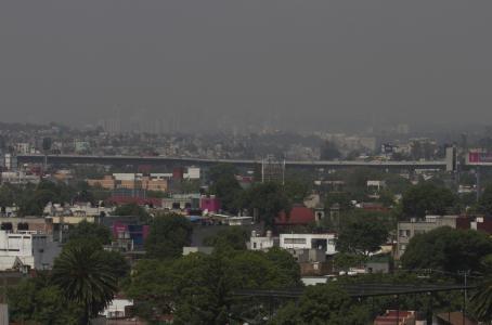 Hay 6 ciudades del país que están más contaminadas que la CDMX
