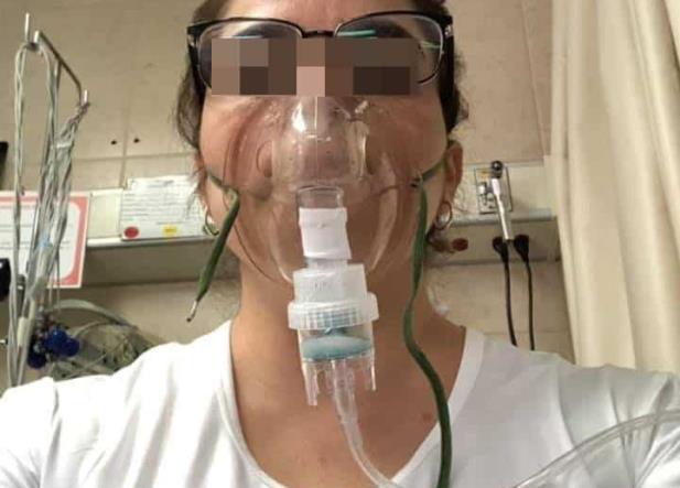 Así afecta la mala calidad del aire a los habitantes de la CDMX