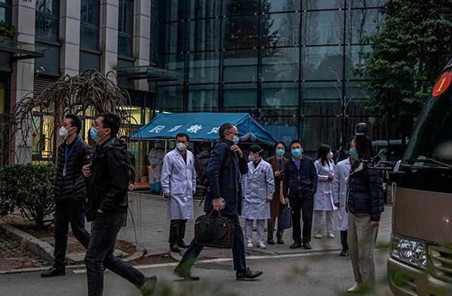 Siguen investigaciones para conocer origen del covid en Wuhan: OMS