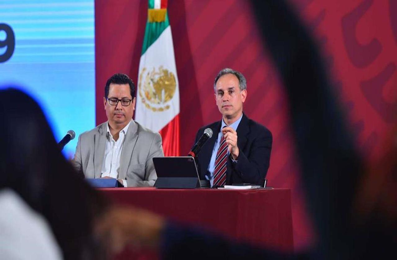 México alcanza 14 mil 649 decesos por covid