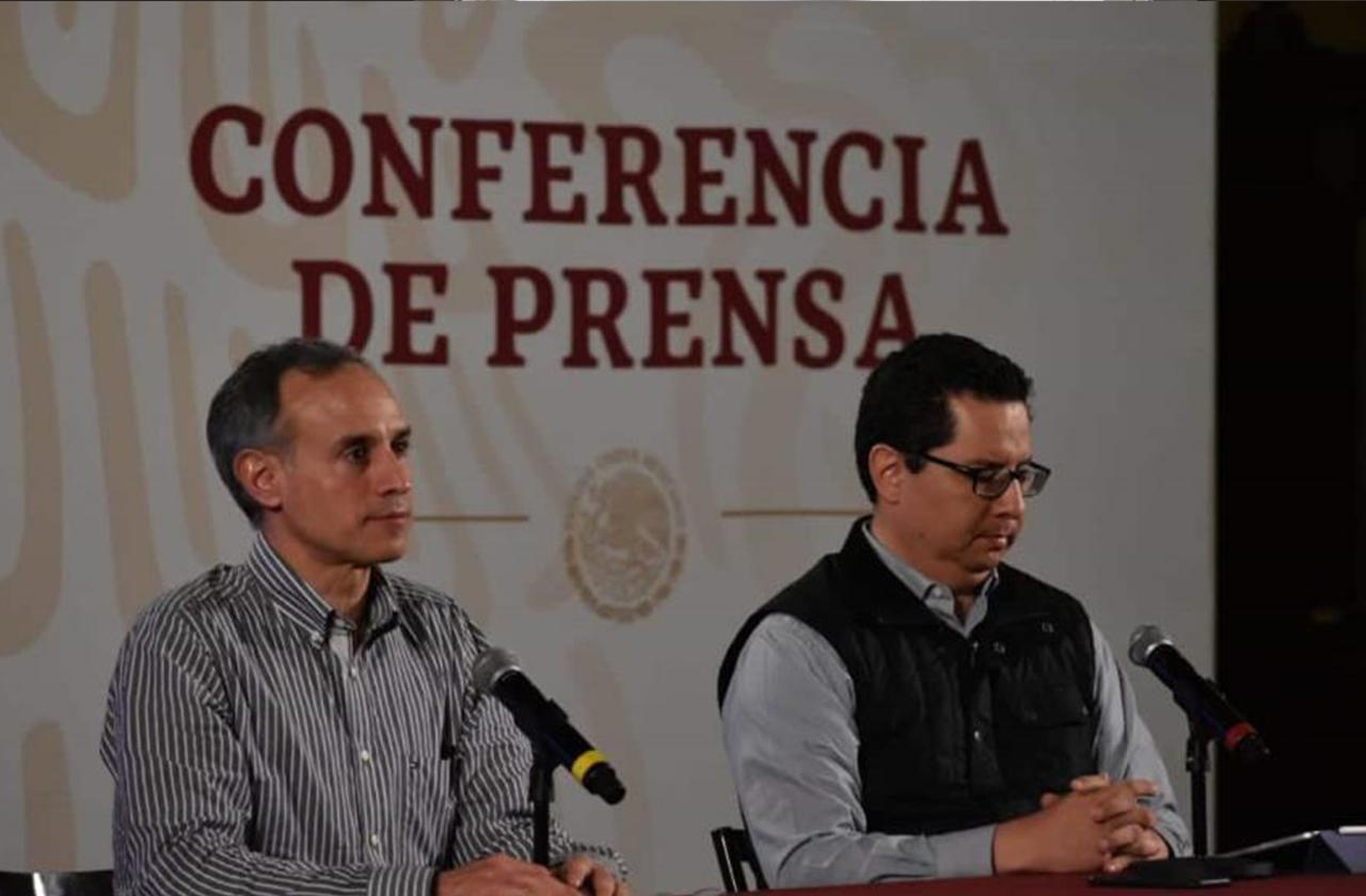 Suman 251 casos de covid-19 en México; prevén más casos en CDMX