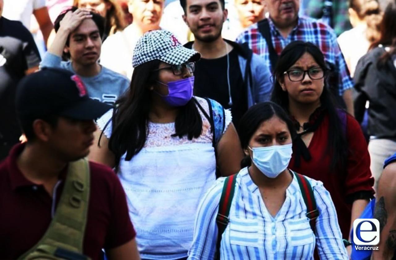 Se mantienen 7 casos positivos de coronavirus en Veracruz