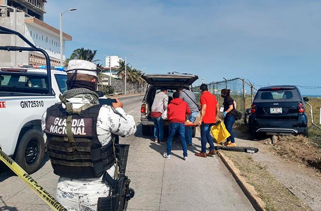 Corredor es atropellado en boulevard de Boca del Río, en Año Nuevo